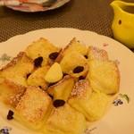 カフェ バード ケージ - 料理写真:フレンチトースト