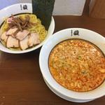 61603417 - ★★★★★ 山形辛味噌つけ麺,880円.