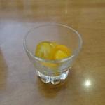 天鳳 - 銀杏の蜂蜜?ソース(サービス品)