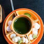 櫟 - 抹茶フォンデュ