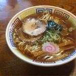 さぶろう - 料理写真:2016/10/08 中華そば並 650円