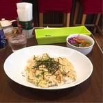 PIRO CAFE - 九条ねぎのトロロ玉子丼