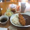 Karehausuwakana - 料理写真:カツカレー大盛り(600円税込)