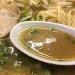 中華そば 陽気 - スープ