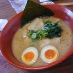 Okinawamiyakojimaramenappare - 炙りアグー豚ラーメン(2017/1)