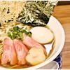 中華ソバ 篤々 - 料理写真:特製煮干しソバ 950円 キレとコクを兼ね備えた奥深い味わいの煮干ラーメンです。
