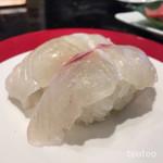 にぎり長次郎 - 鯛
