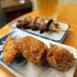 かぶら屋 - 鳥唐揚げ串¥150