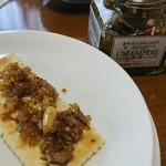 田丸屋 本店 - 料理写真:松の実と玉ねぎとお雑魚が♡