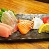 Sakabayamato - 料理写真:刺盛り(五種盛り)