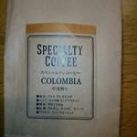 61618374 - お土産に購入したスペシャリティコーヒー