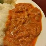 キッチンバスタブ - 豚バラレッドカレー