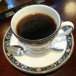 藍花珈琲店 - オリジナルコーヒー550円