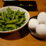 びっくり - 2017.01 枝豆