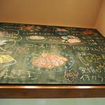 食楽部屋みなみ - 手書き看板