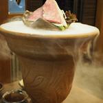 食楽部屋みなみ - 名物のローストビーフ