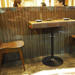 食楽部屋みなみ - この板上にあげて、大人数でも収容可能との事!