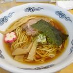 麺屋 史 - 中華そば600円