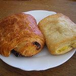 エレファントカフェ - テイクアウトのパン