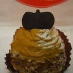 61620636 - かぼちゃのモンブラン 420円