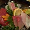 居酒屋たんと - 料理写真:海鮮三種盛り1580円