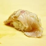 61627677 - [2016/12]寿司⑤ のどぐろ炙りの握り