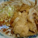 肉盛麺工房 ニク助 - 130g