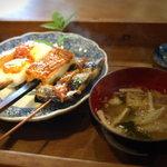 豆○ - 料理写真:田楽お手頃盛り合わせです。