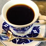 CAZAN珈琲店 - 日替わりのおすすめコーヒーのグァテマラ