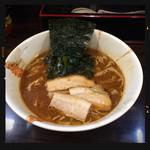 麺屋 優創 - 魚介味噌ラーメン 900円
