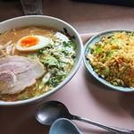 美味しんぼ山岡 - 料理写真:たいやきくん味噌