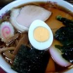 きくや食堂 - 料理写真:五目中華