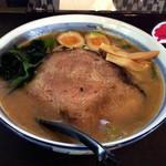 鈴乃屋 - 料理写真:鈴乃屋野菜味噌ラーメン 940円