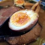 鈴乃屋 - 煮玉子