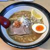 札幌鮭ラーメン麺匠 赤松 - 料理写真:「和こく 鮭だし 醤油」864円 (東武池袋店 北海道展)