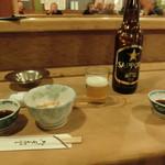 大衆割烹 三州屋 - ビール大瓶610円