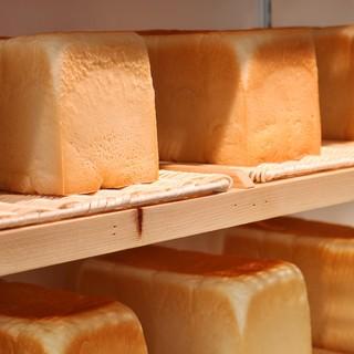当店オリジナル食パン