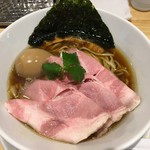 本町製麺所 阿倍野卸売工場 中華そば工房 - プライム中華そばロース