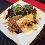 ほの字 - 豚ロースチーズステーキ