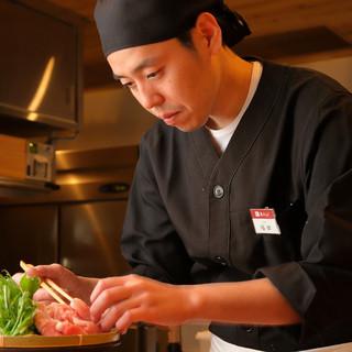 日本料理の季節感など、奥深さに感銘を受けて和食の道に