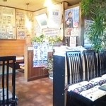 ゴンベ - 店内
