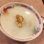 安記 - モツ粥