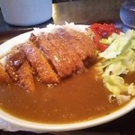 ゴンベ - カツカレー600円