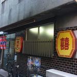 徳記 - 店舗外観