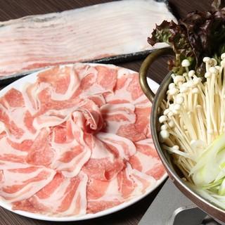 宮崎県産無菌豚しゃぶ鍋