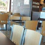 Burgers Cafe Pon Pon - 店内