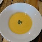 ビストロ ラグー - 人参のスープ