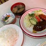 タニ洋食喫茶 - 料理写真: