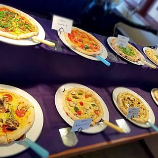 毎月第3火曜日はpizzaバイキング!