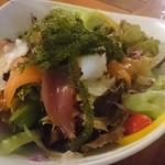 我空 我空 - 海鮮サラダ